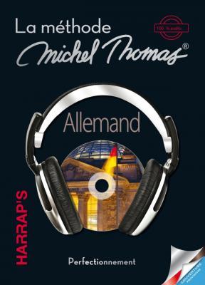 Harrap's méthode Michel Thomas Allemand perfectionnement