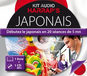 Harrap s Kit audio japonais