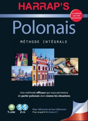 Harrap's méthode intégrale polonais 2 CD+livre