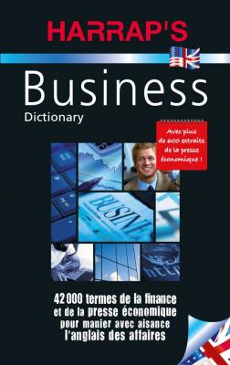 Harrap's Dictionnaire business