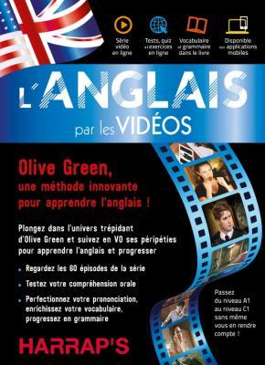 Harrap's l'anglais par les vidéos Olive GREEN