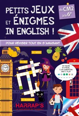 Petits jeux et énigmes in english, spécial CM-6e