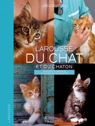 Larousse du chat et du chaton