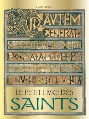 Le petit livre des Saints