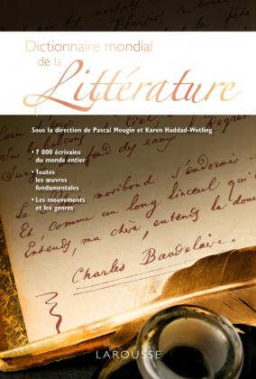 Dictionnaire mondial de la littérature