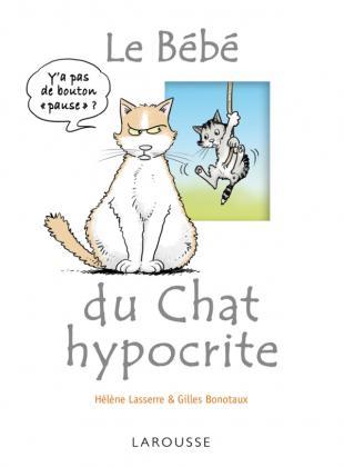 Le bébé du chat hypocrite