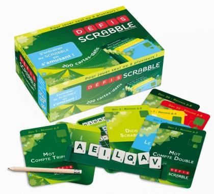 Défis Scrabble