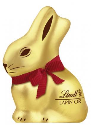 Lapin de Pâques Lindt