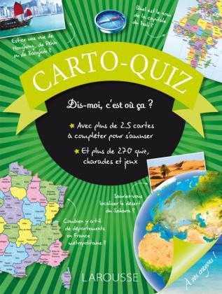 Carto Quiz