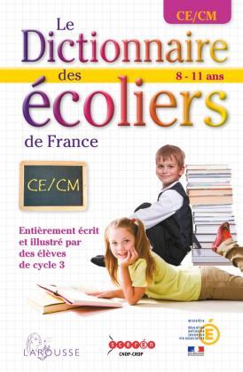 Dictionnaire des écoliers CE/CM