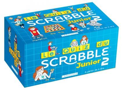 Quiz Scrabble Junior 2