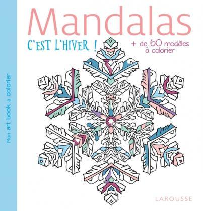 Mandalas c'est l'hiver