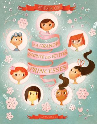 La grande dispute des petites princesses
