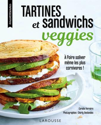 Tartines et sandwichs veggies
