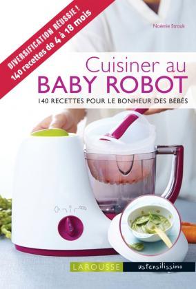 Cuisiner au baby robot