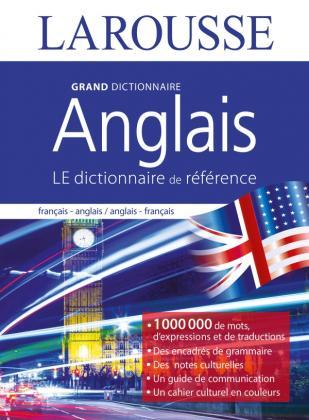 Grand dictionnaire Anglais