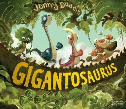 Gigantosaurus, l'histoire originale