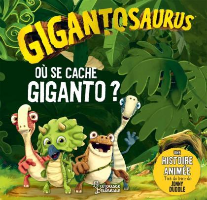 Où se cache Giganto ?