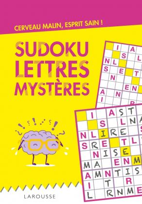 SUDOKU Lettres mystères