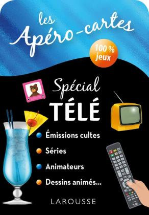 Apéro-cartes Spécial Télé