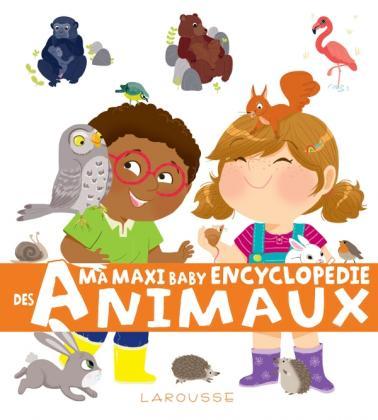 Ma maxi baby encyclopédie des animaux