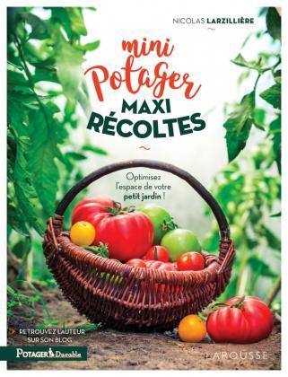 Mini-potager maxi-récoltes