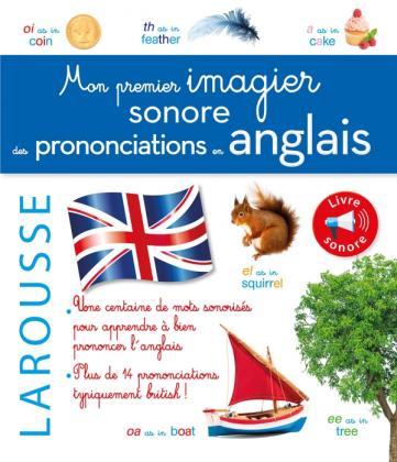 Mon 1er imagier sonore des prononciations en anglais