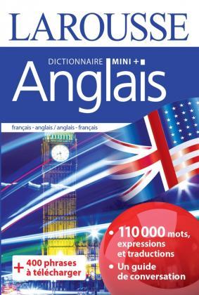 Dictionnaire mini plus anglais