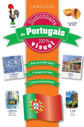Dictionnaire de portugais 100 % visuel