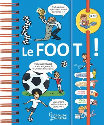 Dis-moi ! Foot