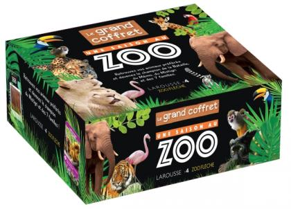 Une saison au zoo - Le grand coffret