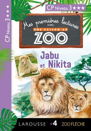 Premières Lectures Niveau 3 Jabu et Nikita