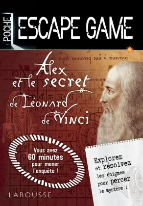 Escape game de poche sp Léonard de Vinci