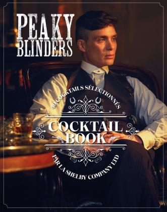 Cocktail Book Peaky Blinders