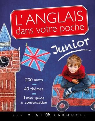 L'anglais dans votre poche, spécial junior