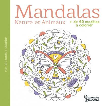 Mandalas Nature et animaux