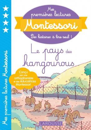 Mes premières lectures MONTESSORI Le pays des kangourous