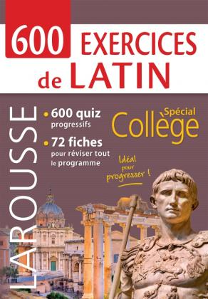 600 exercices des latin