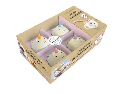 Mug cakes - Licorne et gourmande !