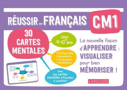 Cartes mentales Français CM1