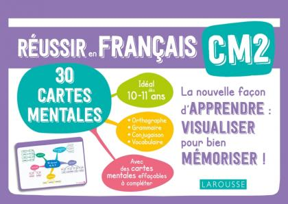 Cartes mentales Français CM2