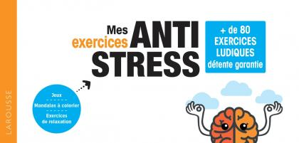 Chéquier mes exercices anti-stress