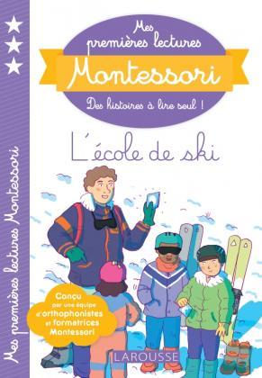 Mes premières lectures MONTESSORI le Ski