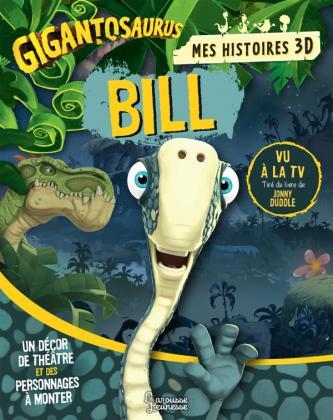 Mes histoires 3D : Bill
