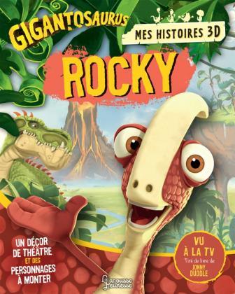 Mes histoires 3D : Rocky