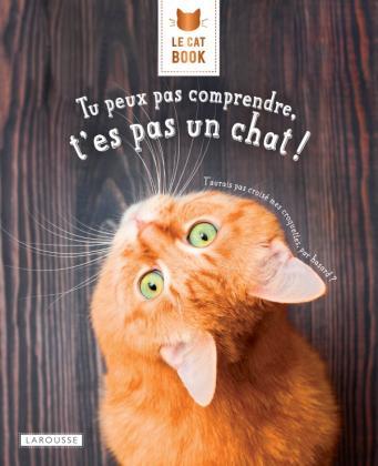 Le Cat Book, Tu peux pas comprendre, t'es pas un chat
