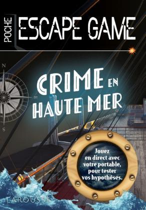 Escape de game de poche  - Crime en haute mer