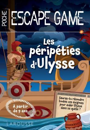 Escape de game de poche Junior - Ulysse rejoindra-t-il son île?