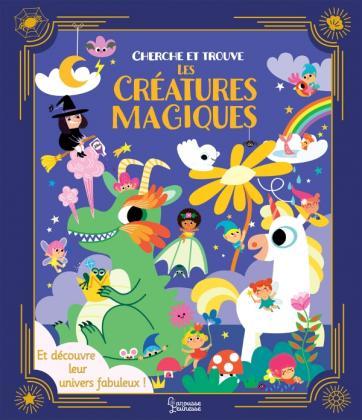 Cherche et trouve les créatures magiques