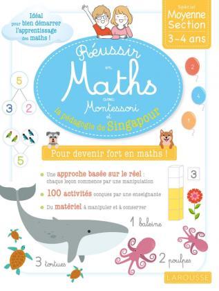 Réussir en maths avec Singapour MS
